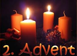 SECOND SUNDAY OF ADVENT -9th. December 2018